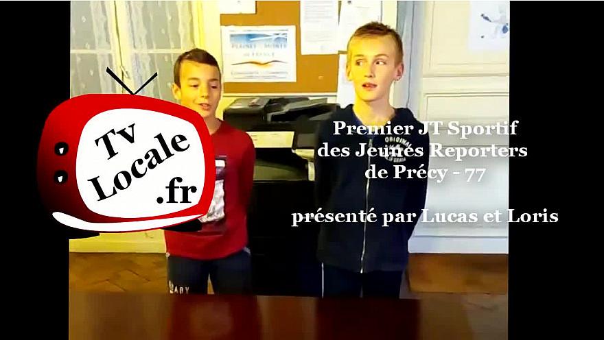 Jeunes Reporters Sans Frontières : Premier JT Sportif des JRSF du RPI de Fresnes, Précy et Charmentray - Seine-et-Marne  #tvlocale #Localinfo